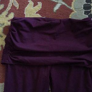 Prana purple leggings